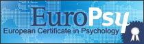 Certificado Europeo de Psicolog�a